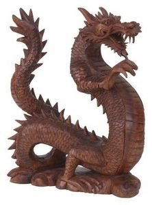 How to Make a Dragon Sculpture With Air-Dry Clay. I must must do this.