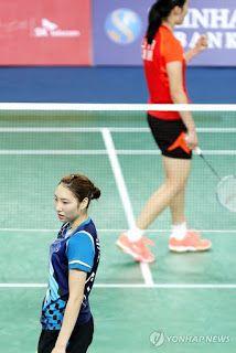 亦樂書齋: [공유] -아시안게임-<배드민턴> 한국, 여자.. : 네이버블로그