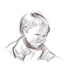 apprendre à dessiner des enfants