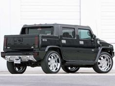 hummer pick up truck
