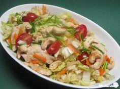 Knoblauchhähnchen aus dem Wok | Cookarella – Rezepte, kreatives Kochen und mehr! ♥