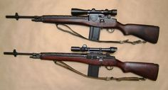 m14 snipers