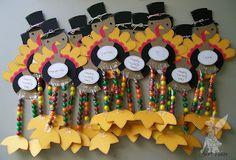 Schell's Craft Corner: Turkey Time!
