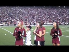 Surprise Military Family Welcome Home at South Carolina Football Game - Welcome home. Thanks for your service.