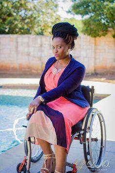 Wheelchair Fashion: Wedding Guest Inspiration