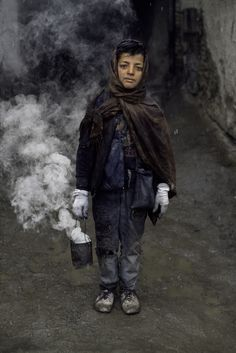 Working life, Afghanistan | Steve McCurry