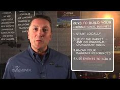 Learn from Isagenix CEO Kevin Adams on how to build your Isagenix business internationally!