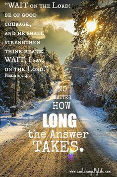 Sip A Bit Of Serenity: Psalm 27