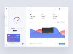 RoboAdvisor - Dashboard by @mparulski | For @netguru on @dribbble⠀ .⠀ .⠀ .⠀ .⠀ .⠀ .⠀ .⠀ #uxigers #ux #ui #uxdesign #uidesign #uitrends #design #designer #userinterface #userexperience #usability #web #webdesign #websitedesign #landingpage #app #appdesign #mobiledesign #digitaldesign #simple #minimal #dribbble #COBE #cobelicious #cobeisfresh