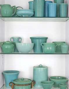 Pacific & Bauer Pottery