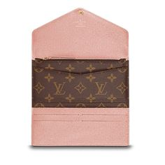 ac0390e54050 Josephine Wallet - Monogram Canvas - Small Leather Goods