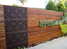 Wooden Fence Design Ideas for Your Outdoor Decoration - The Architects Diary