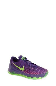 Nike 'KD 8' Basketball Shoe (Big Kid)