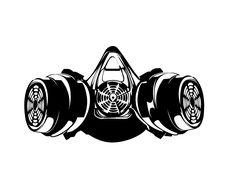 spray mask vector - Google Search