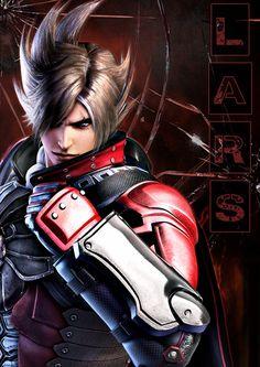 Lars, one of the most badass Tekken characters