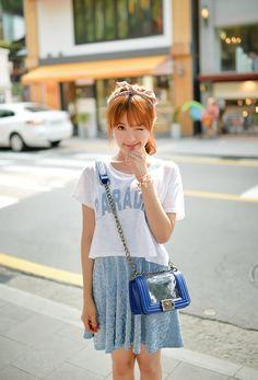 Kim Shin Yeong - Cute Girl