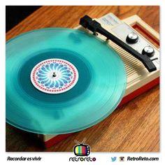 ¿Quién quiere escuchar música? RetroReto.com