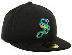 NEW ERA x LMB「Saraperos de Saltillo」59Fifty Fitted Baseball Cap