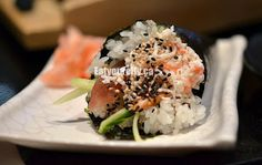 Sumo Sumo Sushi Bar and Grill, Sherwood Park, AB - Tasty fusion rolls, but avoid the sushi Sherwood Park, Tasty, Yummy Food, Sushi, Grilling, Rolls, Restaurant, Ethnic Recipes, Delicious Food