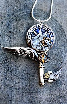 Time Travel Key by *KeypersCove on deviantART