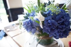 Red, White, and Blue Wedding Ideas {Classic} - Photography by Alexis June Weddings www.alexisjunewed...