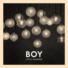 New Track Stream: BOY - Little Numbers