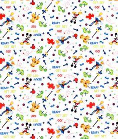 Springs-Creative Disney Mickey & Friends Pluto Tree Toss Fabric