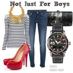 Men Watches aren't just for men.    https://www.facebook.com/photo.php?fbid=488593421156757=a.137652649584171.25855.125701440779292=1