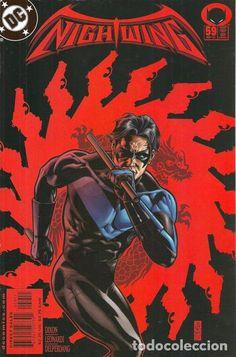 NIGHTWING #59, DC COMICS, 2.001, USA