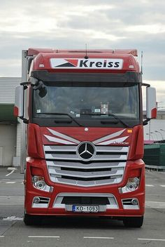 Kreiss International frigo Transport
