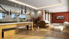 Sala 506 - Sugestão de Sala de Pilates