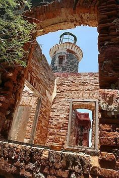 Faro en Culebras/ Lighhouse in Culebras