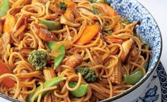 Chicken Lo Mein | Recipes | Spoonful | Well CookedWell Cooked