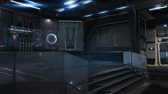 Eve Online - Caldari Quarters