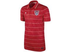 cool Men's Nike 2014 USA World Cup SB Soccer Jersey Gym Red 621278-600 (M)
