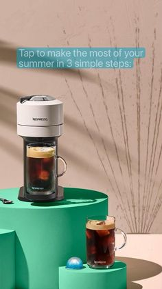 V60 Coffee, Iced Coffee, Coffee Cups, Coffee Maker, Nespresso Usa, Nespresso Recipes, Cupping At Home, Home Coffee Stations, Perfect Cup