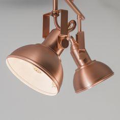 Spotlight Tommy 2 Copper