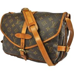 Authentic Louis Vuitton Saumur 30 from The Lady Bag at RubyLane.com