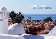 Bonnes adresses à Tenerife Sur : que visiter, où manger, sortir, faire du shopping, se relaxer... Canaries Tenerife, Destinations, Station Balnéaire, Hidden Places, We Can Do It, Canario, Canary Islands, Vacation Trips, Places To Travel