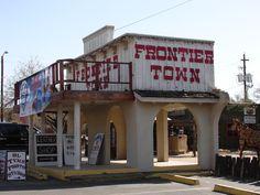 Frontier Town Cave Creek AZ