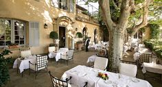 La Villa Gallici on Provence-> 50 Of The Best Hotels in the World