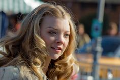 Natalie Dormer trades 'Game of Thrones' corset for disco-era duds in'Rush'