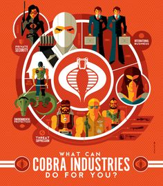 cobra files 3 : retailer incentive cover by tom whalen Comic Book Covers, Comic Books Art, Thundercats, Tom Whalen, Cartoon Toys, Cartoon Fan, Cobra Commander, Joe Cool, Gi Joe Cobra