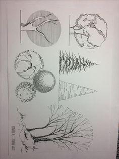 Architectural sketches 348606827408374453 - Landscape architecture sketch trees 34 ideas Source by Landscape Architecture Drawing, Architecture Sketchbook, Landscape Sketch, Landscape Drawings, Art And Architecture, Landscape Art, Landscape Design, Art Drawings, Tree Sketches