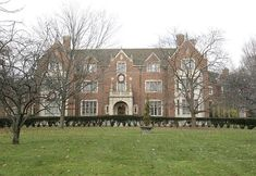 News Photo Gallery - Palmer Woods Holiday Home Tour: Bishop's Mansion - The Detroit News Online
