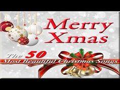ONE HOUR Christmas Music Playlist Beautiful Christmas Songs One ...