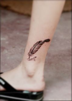 quill pen tattoo - Google Search