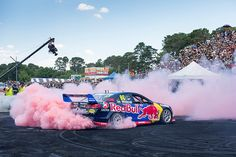 Redbull Racing Australia Launches 2016 V8 Supercars Team | Hooniverse