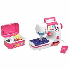 New Barbie Sewing Machine Girl's Roleplay Toy