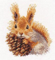 Набор для вышивания Алиса 0-173 Белочка